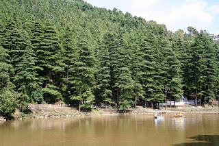 Dal Lake - Dharamshala