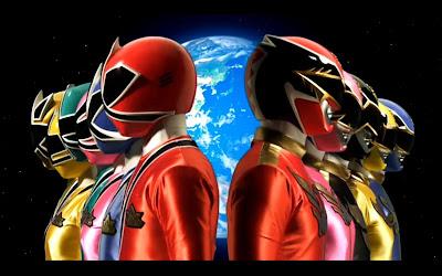 Goseiger vs Shinkenger