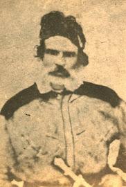 """VICENTE """"CHACHO"""" PEÑALOZA (La Rioja  02/10/1798 – 12/11/1863)."""