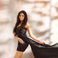 Bhanu latest photoshoot in black