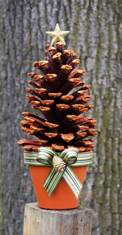 enfeites de natal para jardim iluminados : enfeites de natal para jardim iluminados:de final de ano para quem gosta de toques rústicos vai gostar das