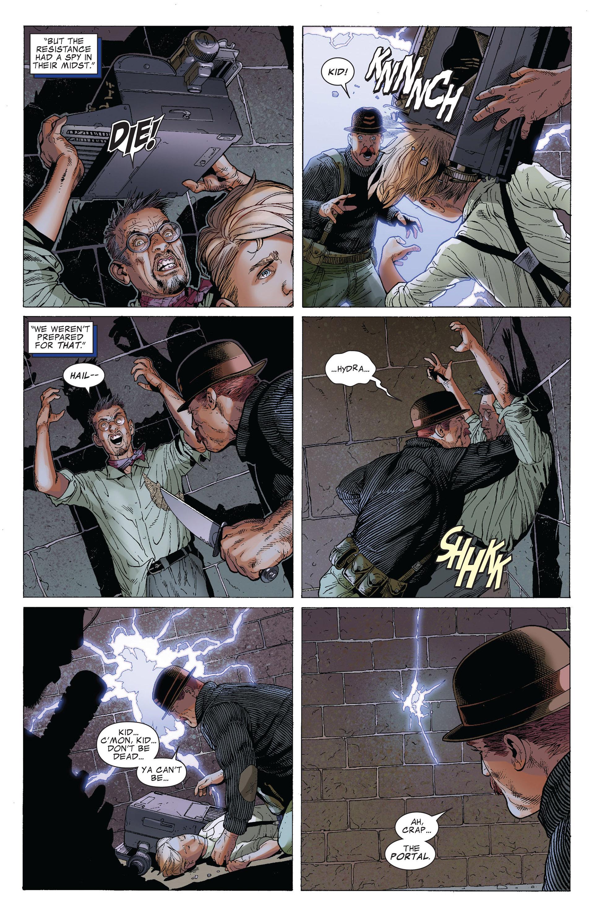Captain America (2011) Issue #2 #2 - English 9
