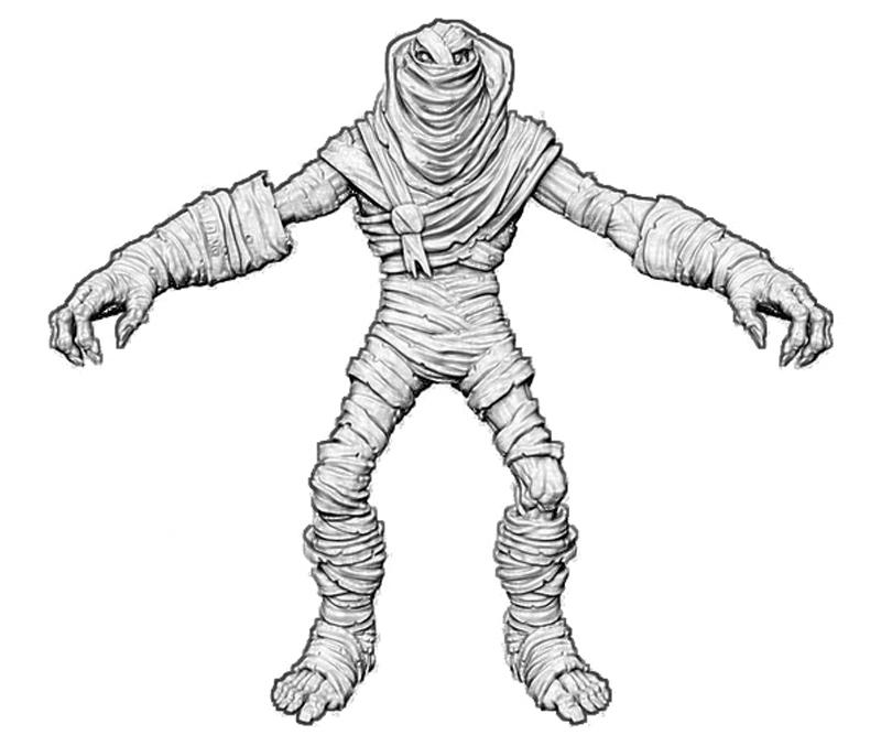 darksiders-ii-mummy-coloring-pages