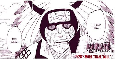 Naruto 528 Naruto Manga Naruto Confirmed Spoiler