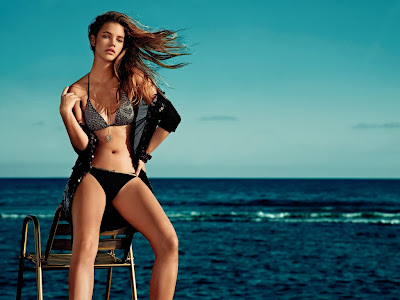 Barbara Palvin hot model sexy bikini
