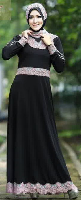 Aneka Busana Muslim Wanita Modern