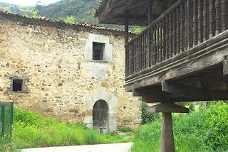 Láneo, palacio del Conde de Peñalba