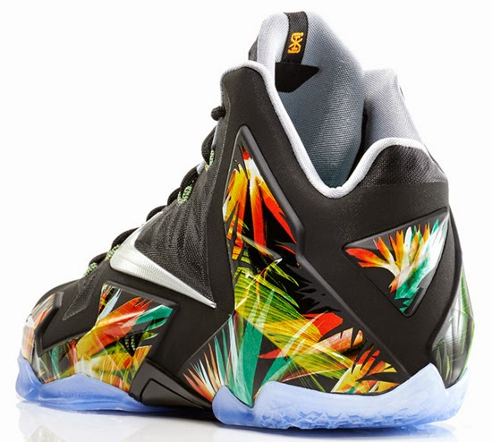 ajordanxi\u0026#39;s Sneaker World: Nike LeBron 11 \u0026quot;Everglades\u0026quot; Black/Metallic Silver-Wolf Grey-Atomic Mint May 2014 .