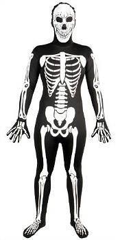 Skeleton Bodysuit Skinz
