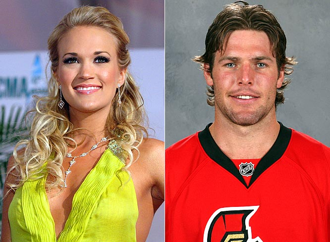 Carrie underwood boyfriend mike fisher 2012 all hollywood stars