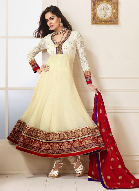Best Anarkali Dresses From Famous Online Store | Anarkali Collection ...