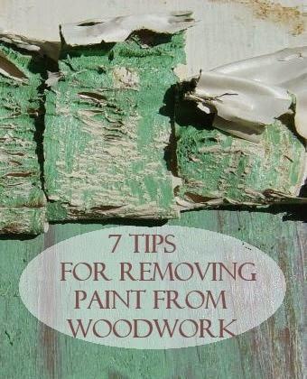 7 Tips For Removing Paint From Woodwork