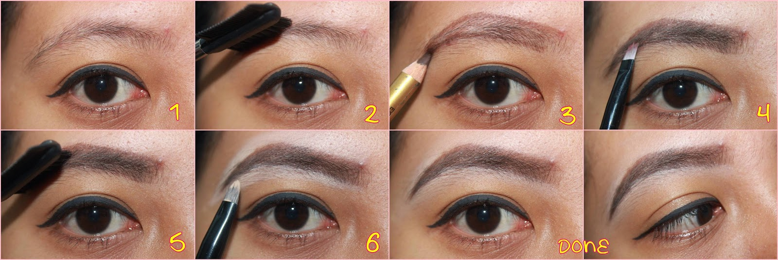 Girl's Mind: First Impression : NYX Tame and Frame Tinted ...