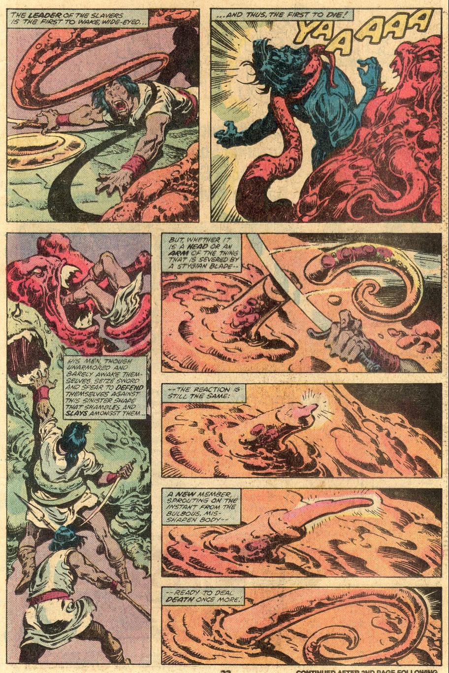 Conan the Barbarian (1970) Issue #105 #117 - English 15