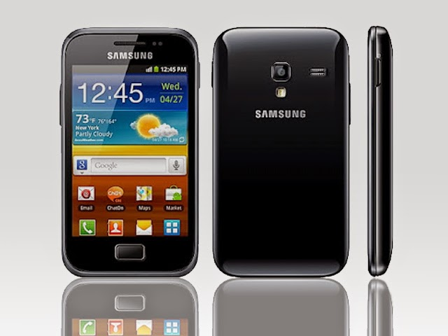 Samsung Galaxy, Samsung Galaxy Ace Series, Samsung Galaxy Ace Plus S5700