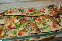 Veggie Tortilla Appetizers