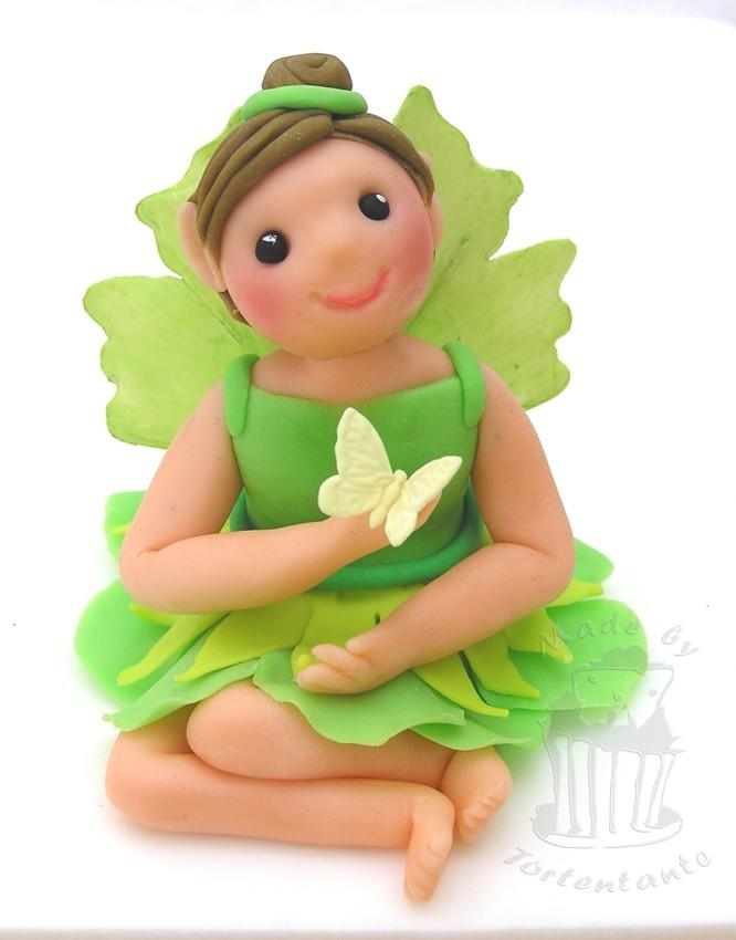 Elfe Fee Fairy Fondant Gumpaste