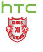 Kings XI Punjab signs HTC