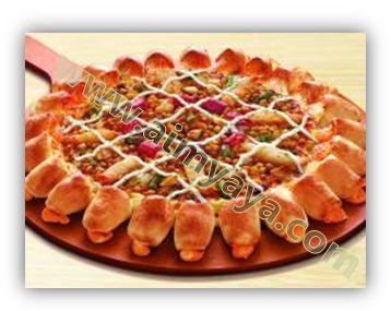 Gambar: Pizza: nyam-nyam-nyam