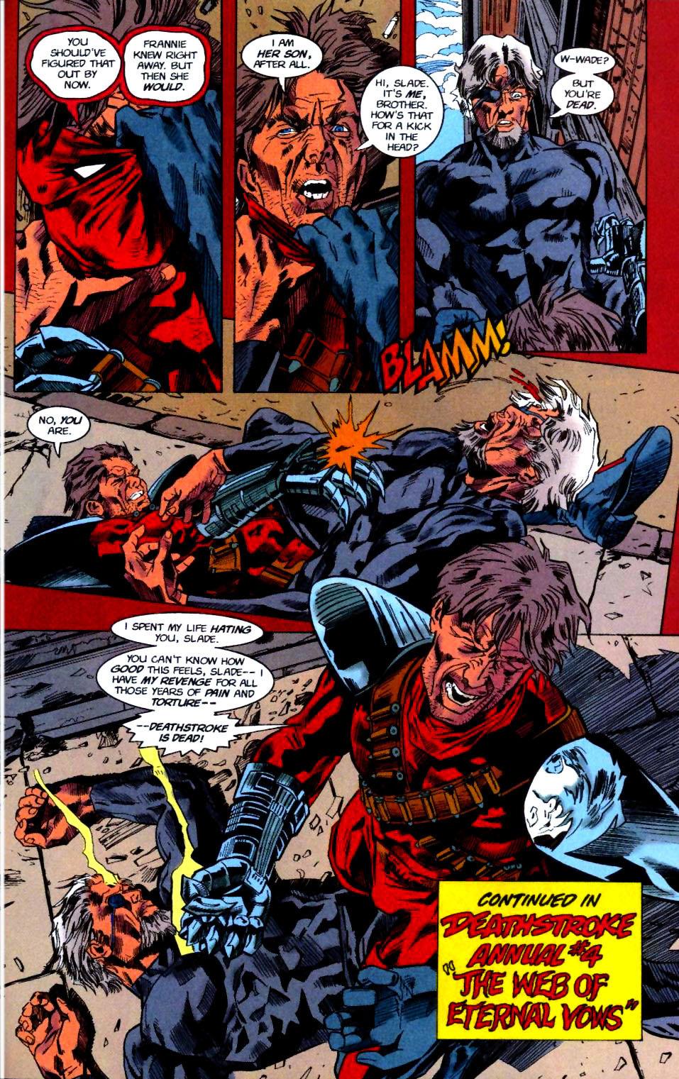 Deathstroke (1991) Issue #50 #55 - English 36