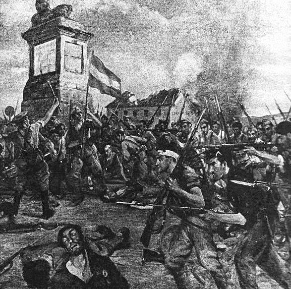 Guerra en las Cumbres - Alfonsoyamigos