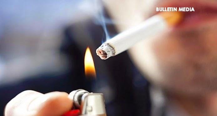 Wanita cantik gagalkan usaha lelaki berhenti merokok