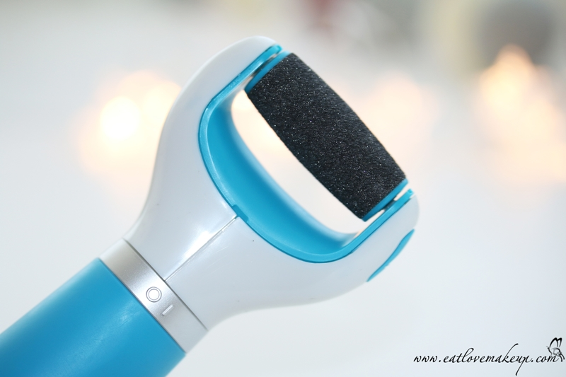 Scholl Velvet Smooth With Diamond Crystals