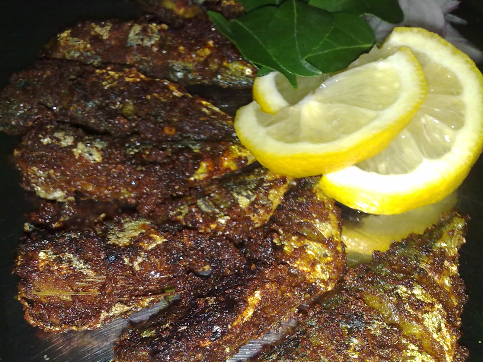Nadan Fish Fry