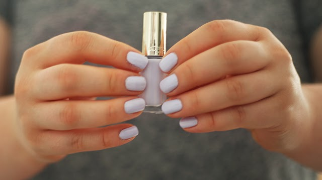 loreal nail polish in nouvelle vauge
