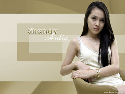 Shandy Aulia Wallpaper