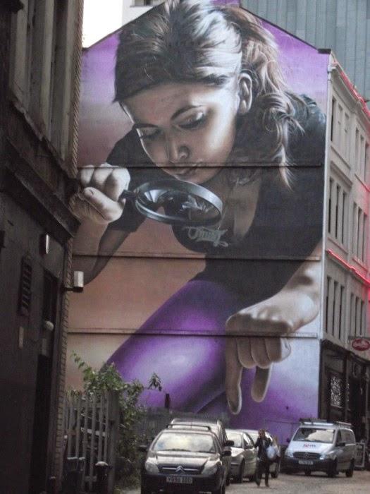Великолепный стрит-арт (29 фото)