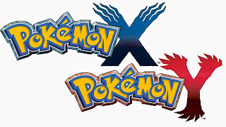 Pokemon X Pokemon Y Logo