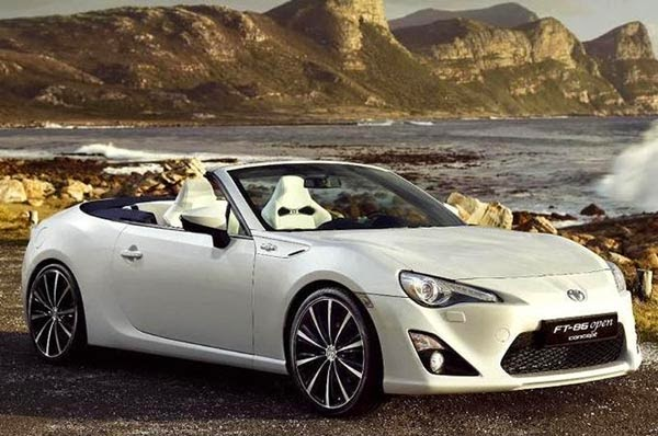 Toyota Planning For New Cabrio, Turbocharged And Sedan Versions Of The GT 86