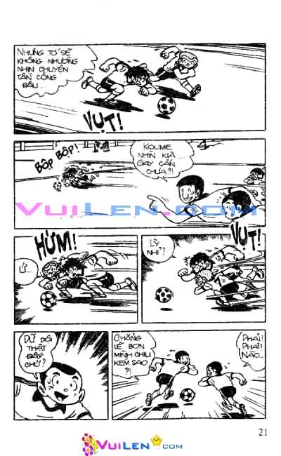Jindodinho - Đường Dẫn Đến Khung Thành III  Tập 4 page 21 Congtruyen24h