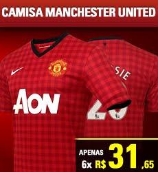 Camisa Man. United I