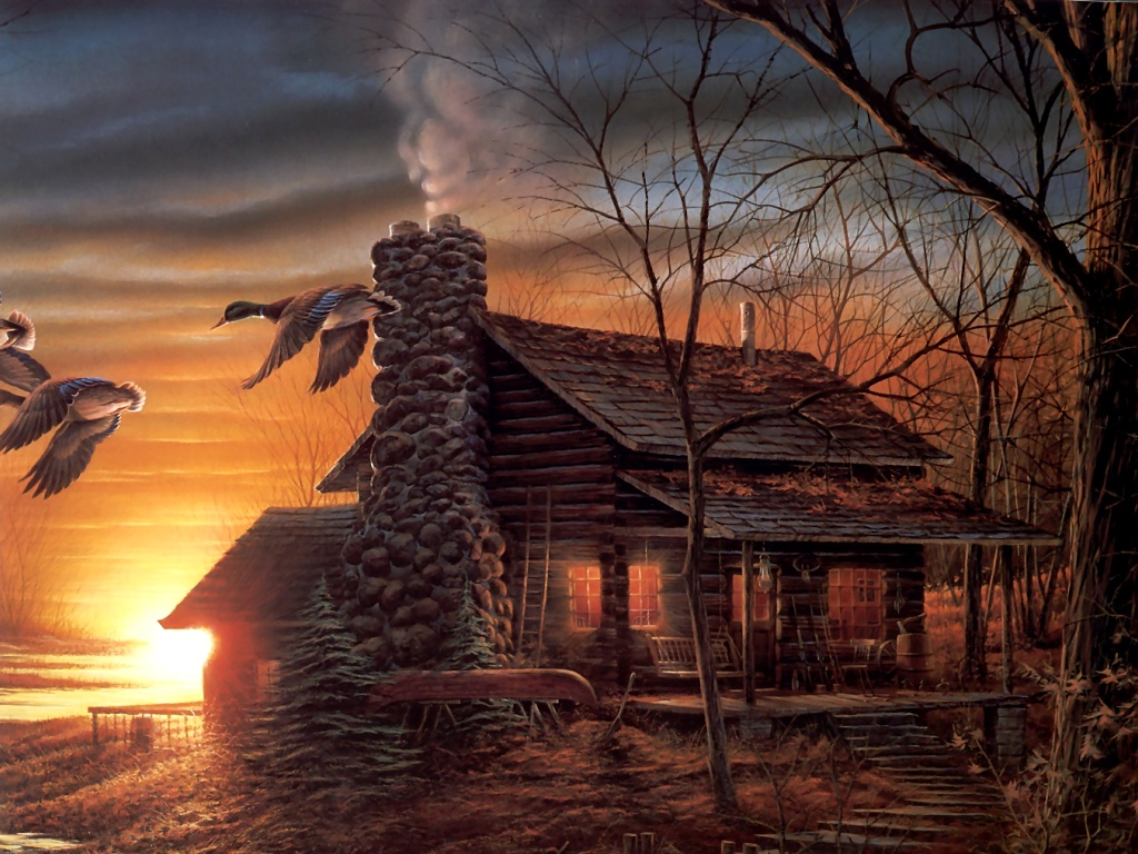 As Cores Da Arte Terry Redlin
