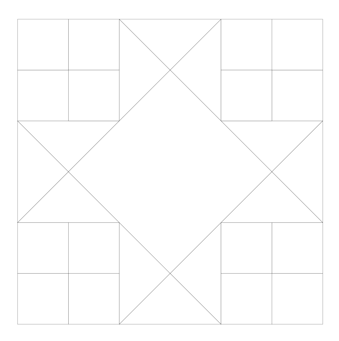 Imaginesque quilt block 38 pattern templates for Quilting templates free