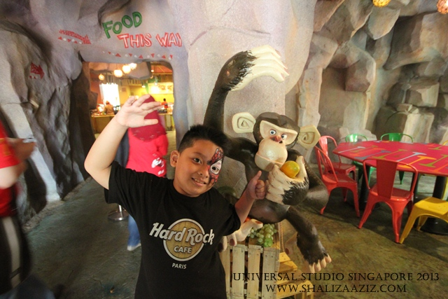 Universal Studio Singapore, USS, Singapore, Holiday In Singapore, Adventure Water Cove, S.E.A Aquarium, Hard Rock Hotel Singapore, Shaliza Aziz,
