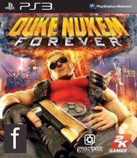 Duke Nukem Forever- PS3