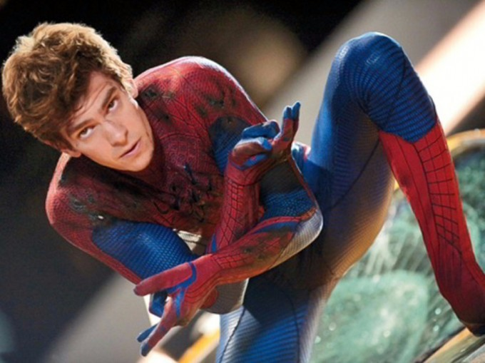 Hot or Not? Andrew-garfield
