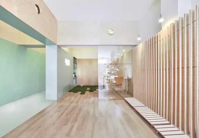 MrsSHOPFITTER_ Estudio JI / Architecture Office + Design Shop