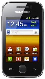 Samsung Galaxy Y S5360 a super cheap Android Gingerbread smartphone
