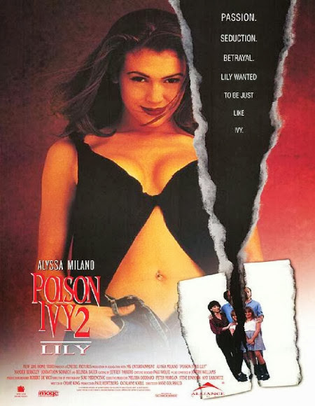 Poison Ivy II 1996 Hindi Dubbed Dual Audio BRRip 300mb