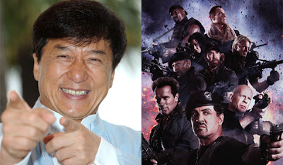 Jackie Chan Siap Main Di Film The Expendables 3