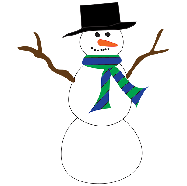 free snowmen clipart - grade onederful