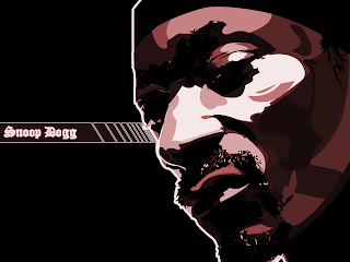 Snoop Dogg Face HD Desktop Wallpaper