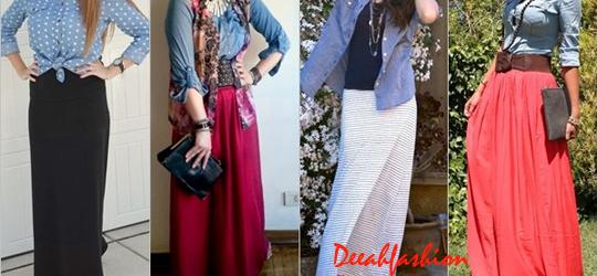 Trend Rok Panjang Modis SkirtChic
