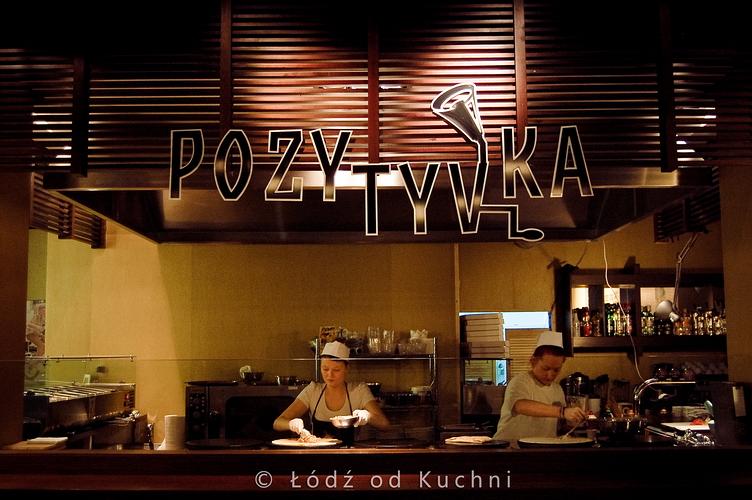 Naleśnikarnia Pozytyvka Łódź - Łódź od Kuchni