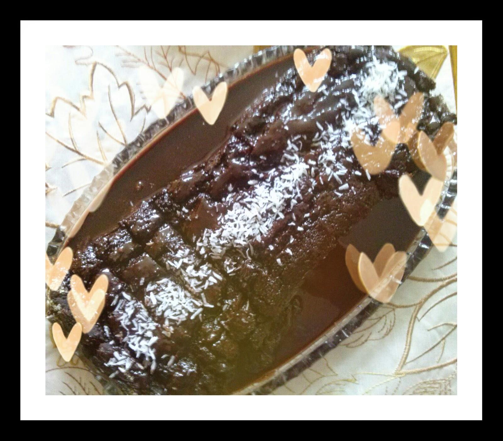 Bezglutenowe ciasto czekoladowe :)