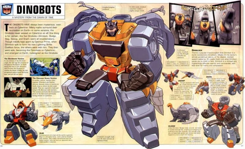Transformers: The Ultimate Guide - landssoapseries.com